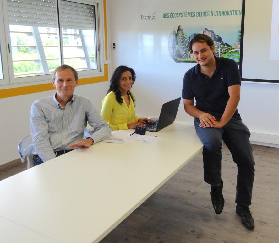 La Technopole de la Réunion offre un nouvel espace d'hébergement aux startups incubées