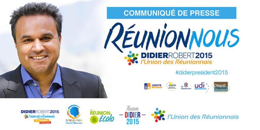Didier ROBERT : « Je veux permettre aux Réunionnais d'être dignement propriétaire de leur maison »