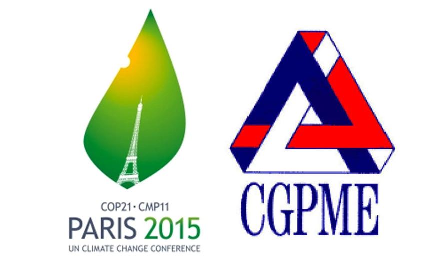 COP21 : La CGPME Réunion donne une conférence au Grand Palais à Paris
