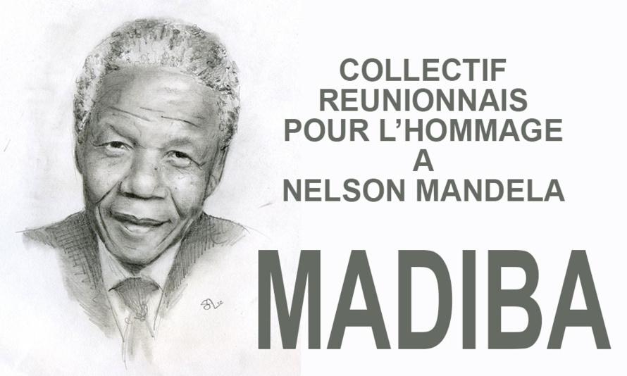 COLLECTIF REUNIONNAIS POUR L'HOMMAGE A NELSON MANDELA
