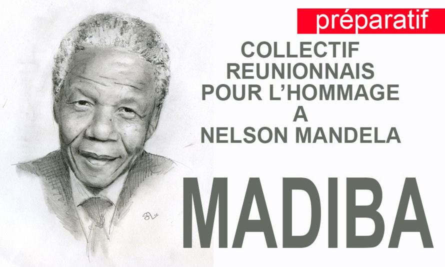 Préparation de l'hommage réunionnais à Nelson Mandela pour 2016