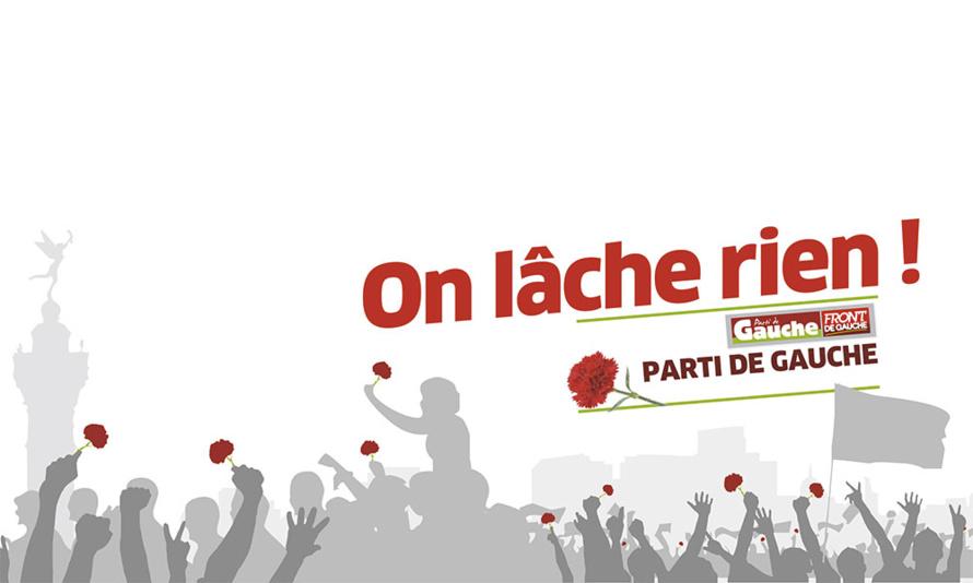 """Le Parti de Gauche : """"Déchéance institutionnelle"""""""