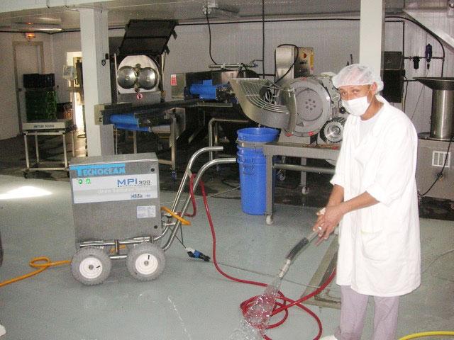 La désinfection à l'ozone : L'assurance d'un travail parfait