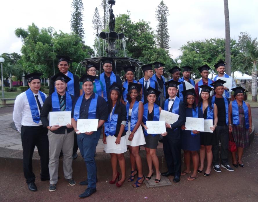 40 nouveaux ingénieurs réunionnais diplômés !