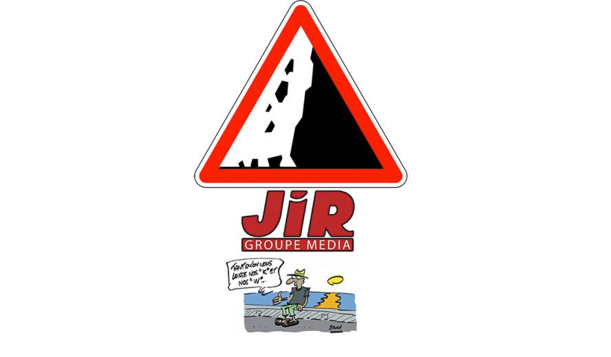 JIR : Touch pa nout JIR !