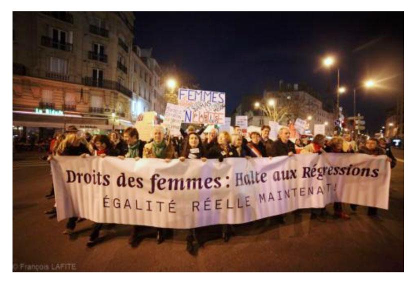 Journée des femmes pour l'égalité des droits Planète 50-50 d'ici 2030 : Franchissons le pas pour l'égalité des sexes