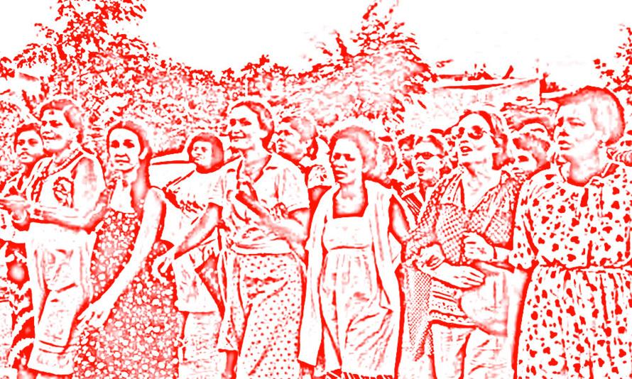 CES FEMMES ORDINAIRES QUI FORÇAIENT L'ADMIRATION