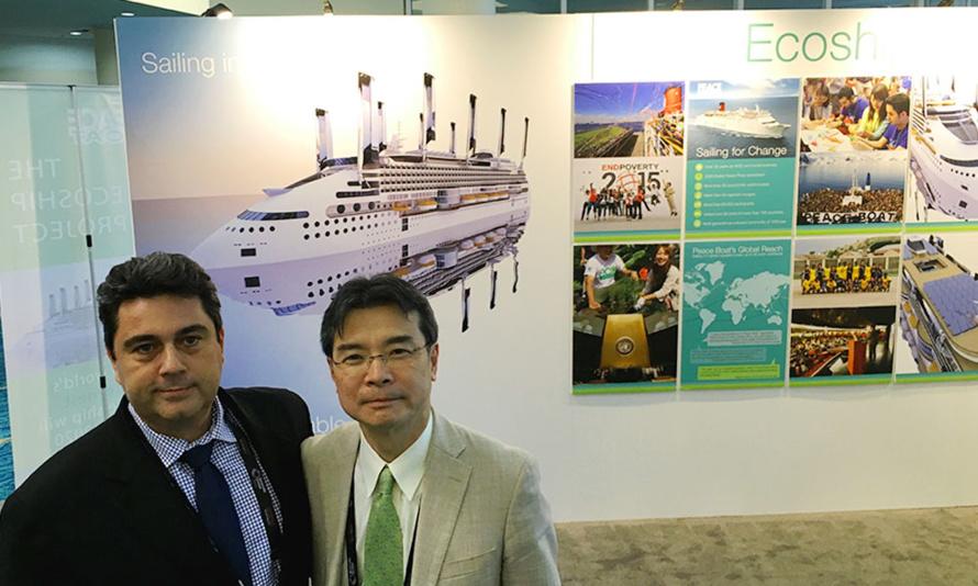 Pascal Viroleau et Yoshioka Tatsuya