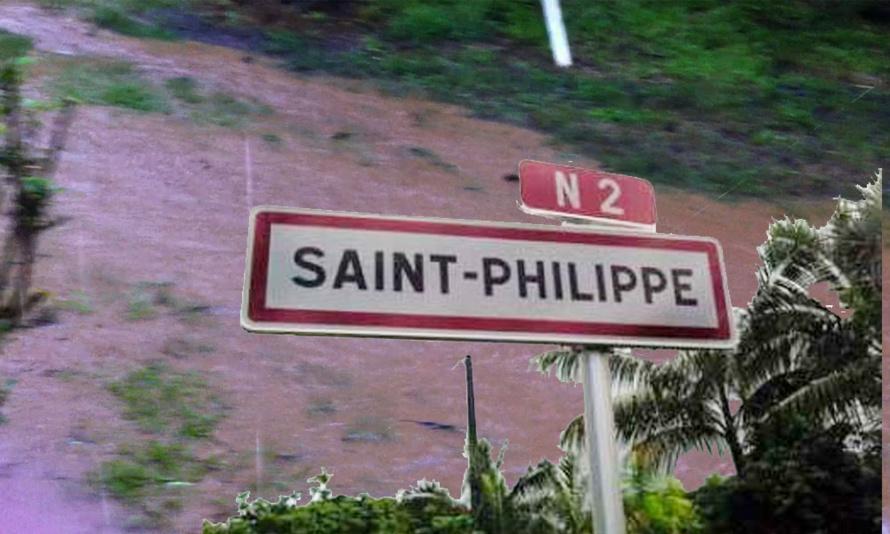 Saint-Philippe : J'usqu'au 20 avril pour déclarer les sinistres liés aux inondations et coulées de boues