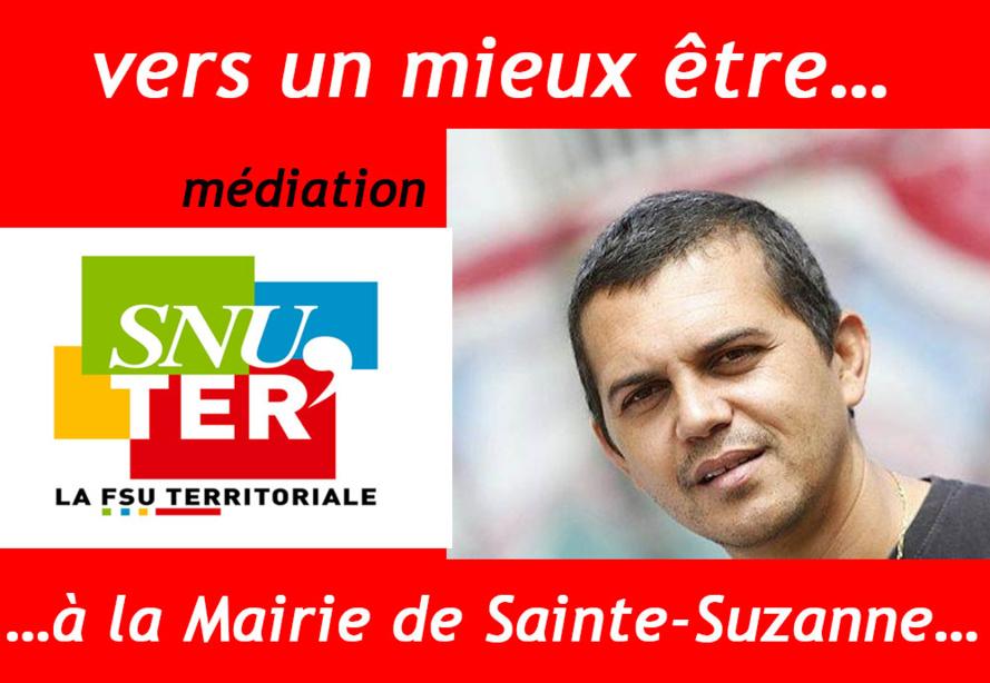 Communiqué du SNUTER FSU suite au préavis de grève à la mairie de Sainte Suzanne