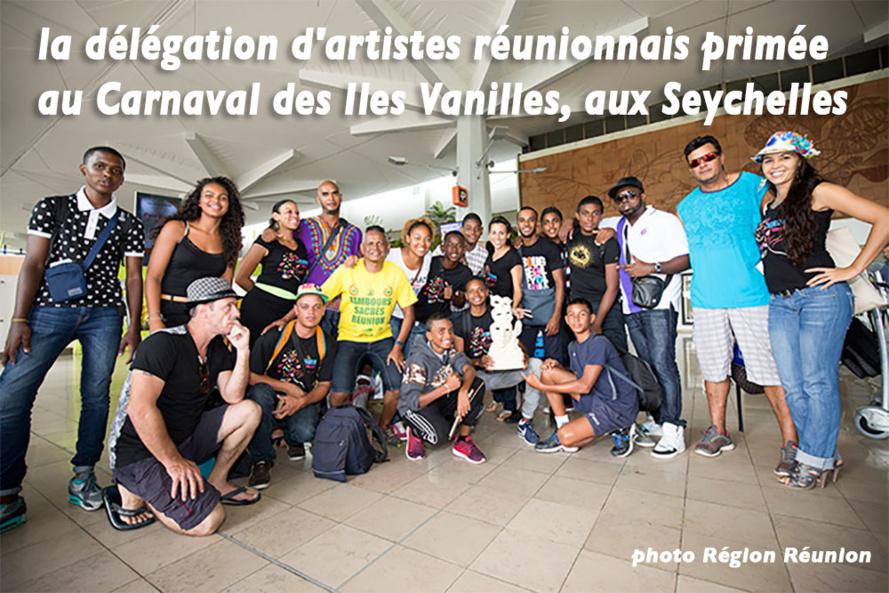 Communiqué de la Région Réunion