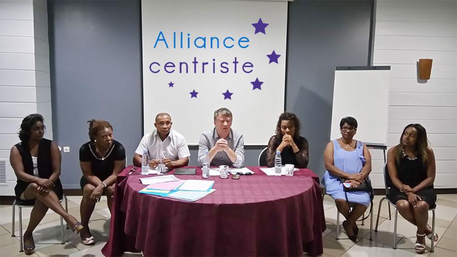 Convention départementale de l'Alliance Centriste Réunion