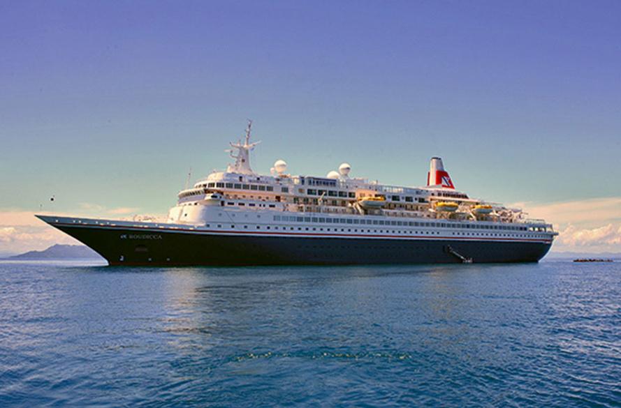 Tourisme : Succès annoncé pour l'arrivée de la compagnie de Croisière Fred Olsen