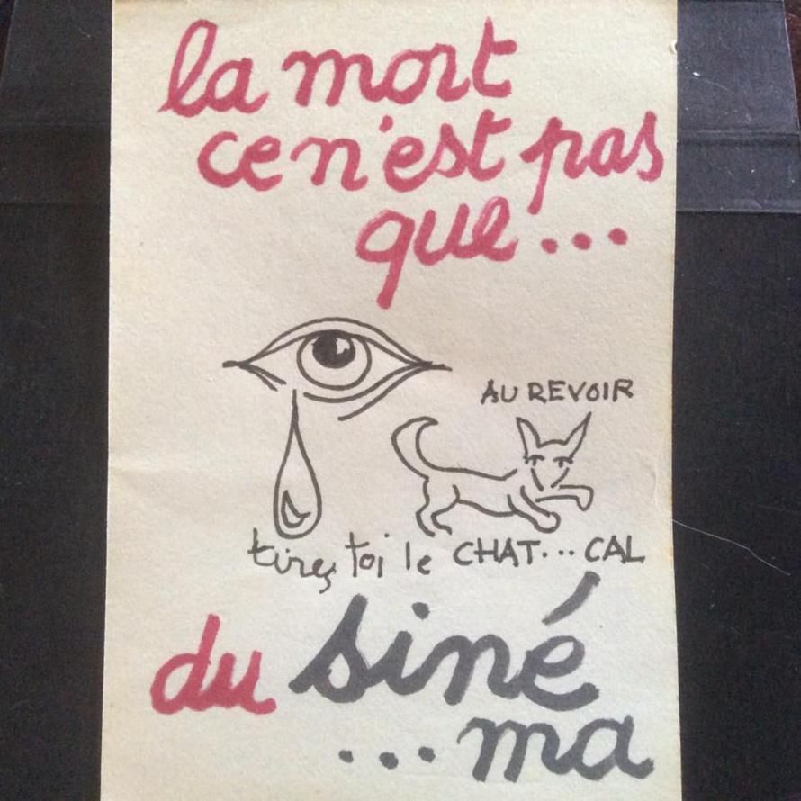 Le Siné… Ma de Gribouille
