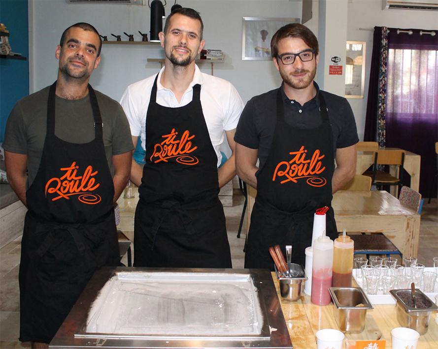 ti Roulé, un nouveau concept de desserts à La Réunion