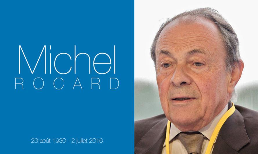 Michel ROCARD : Liberté intellectuelle et refus des conformismes