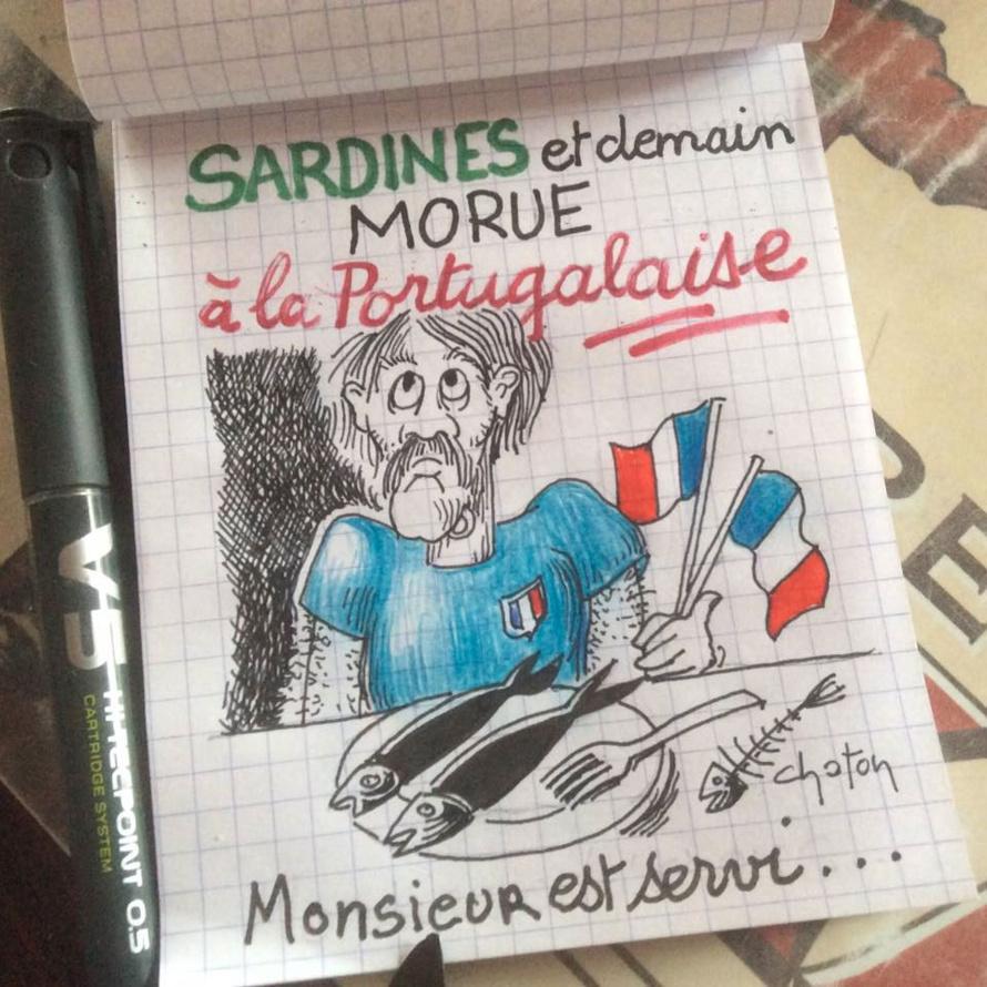 Sardine et Morue