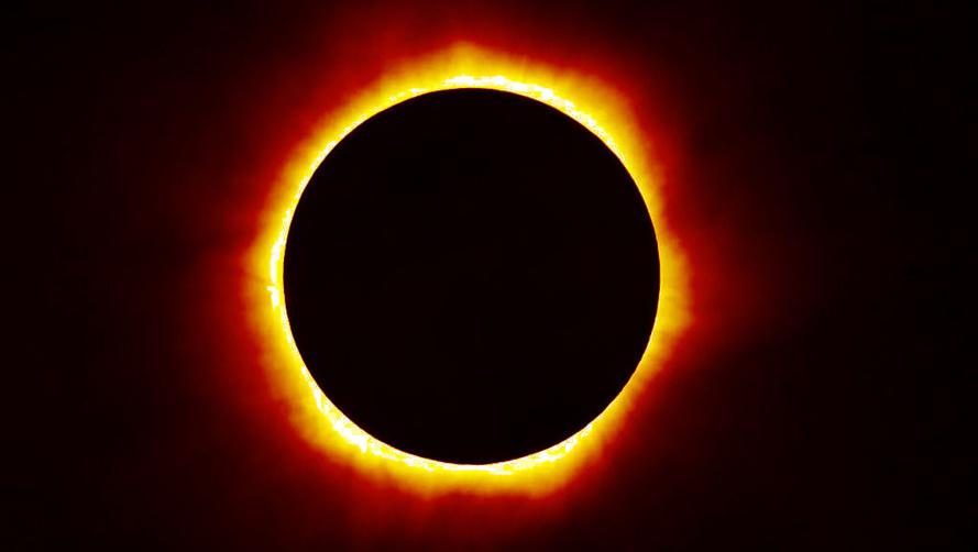 Observation de l'éclipse annulaire de soleil du 1er septembre 2016
