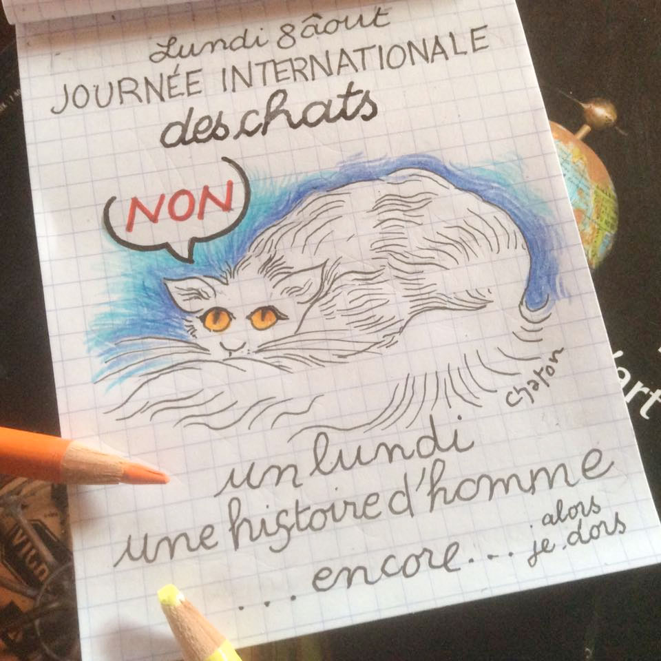 Journée internationale des chats