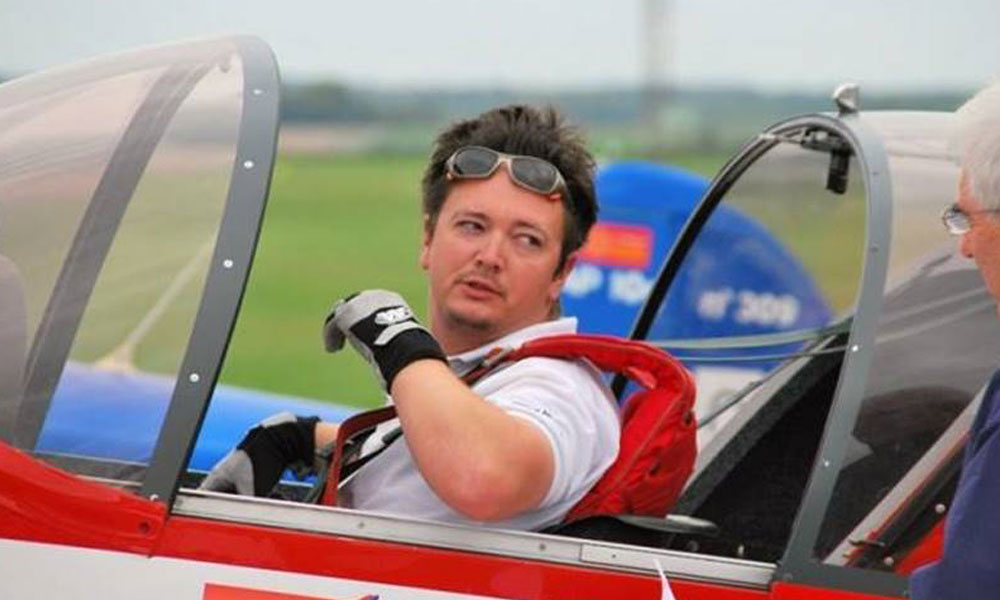 Loïc LOVICOURT : Champion du Monde de voltige