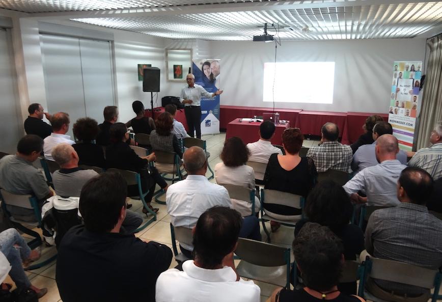 Plus de 100 chefs d'entreprise ont rejoint le MEDEF Réunion au cours du 1er semestre 2016