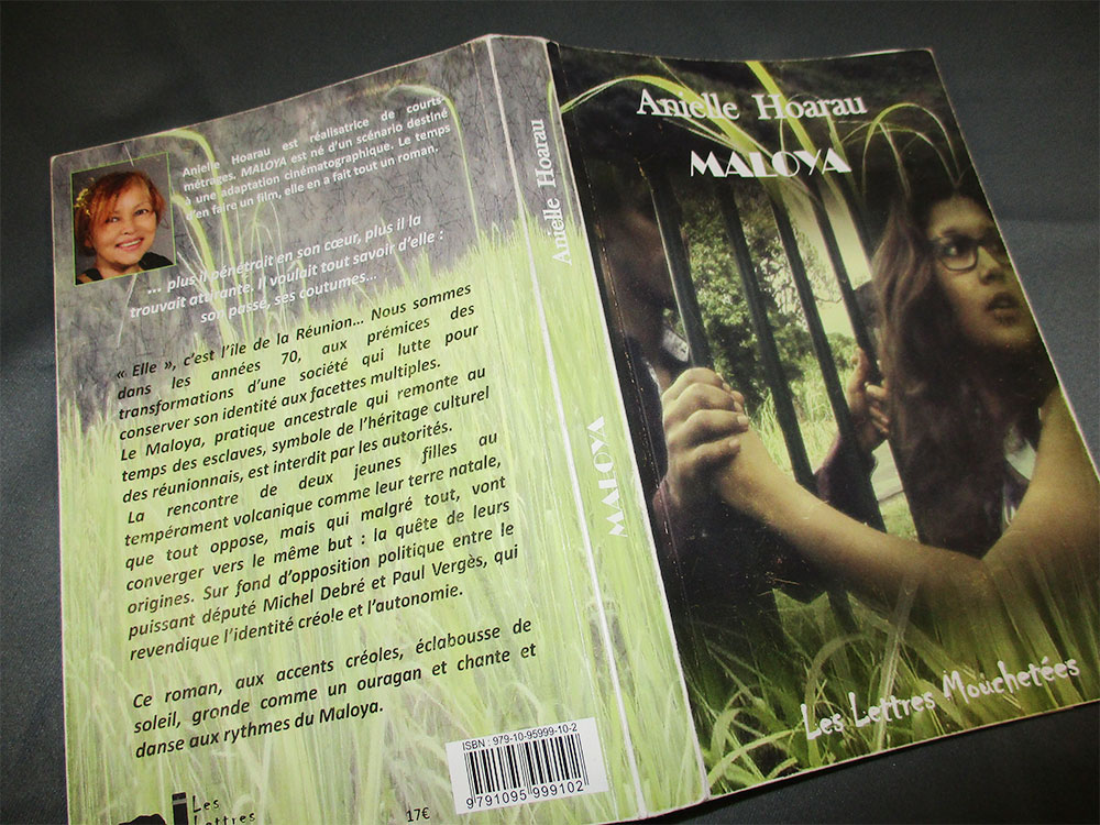 MALOYA, d'Anielle HOARAU