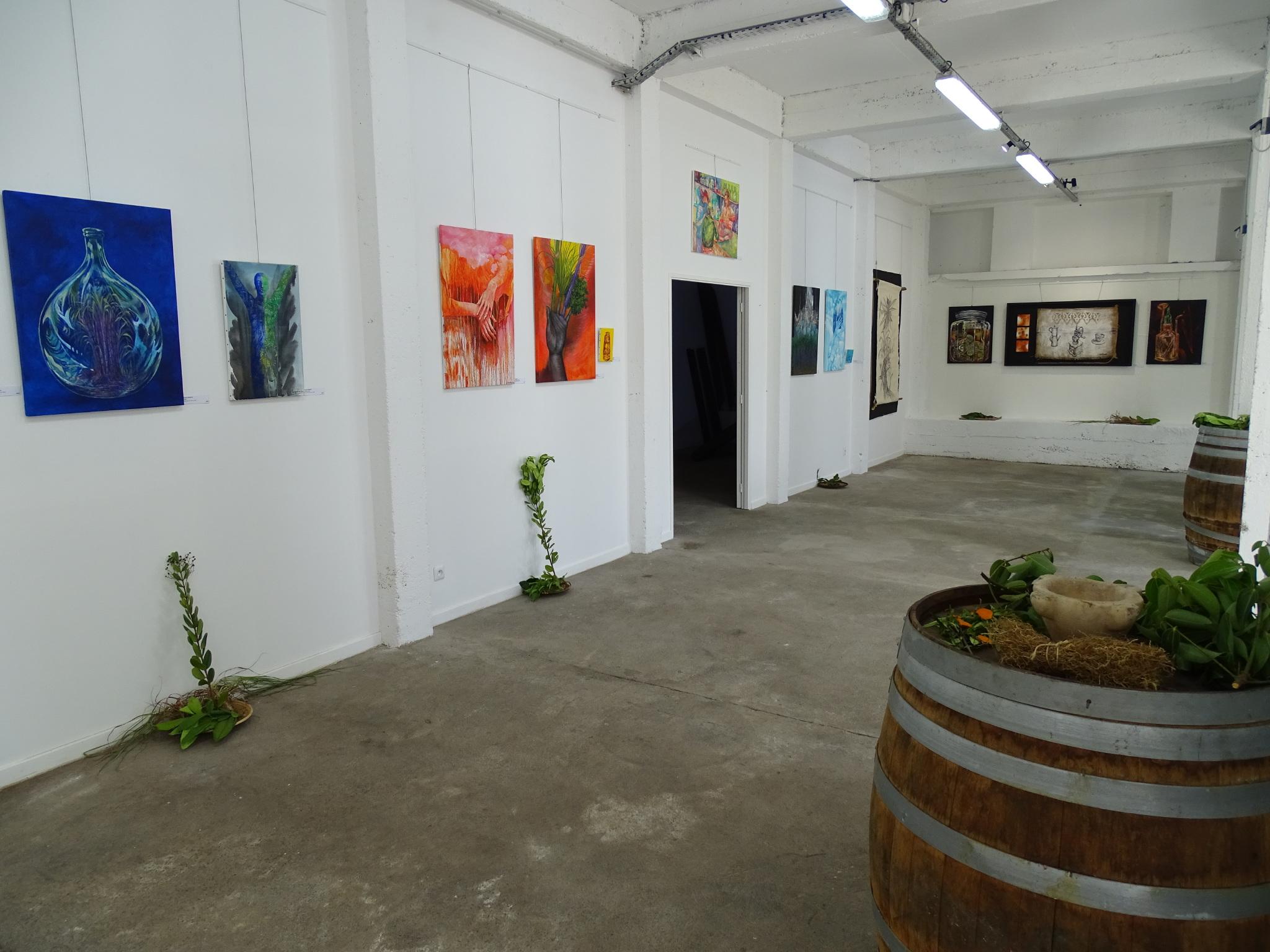 Une nouvelle salle d'exposition gratuite dans le sud de l'île !