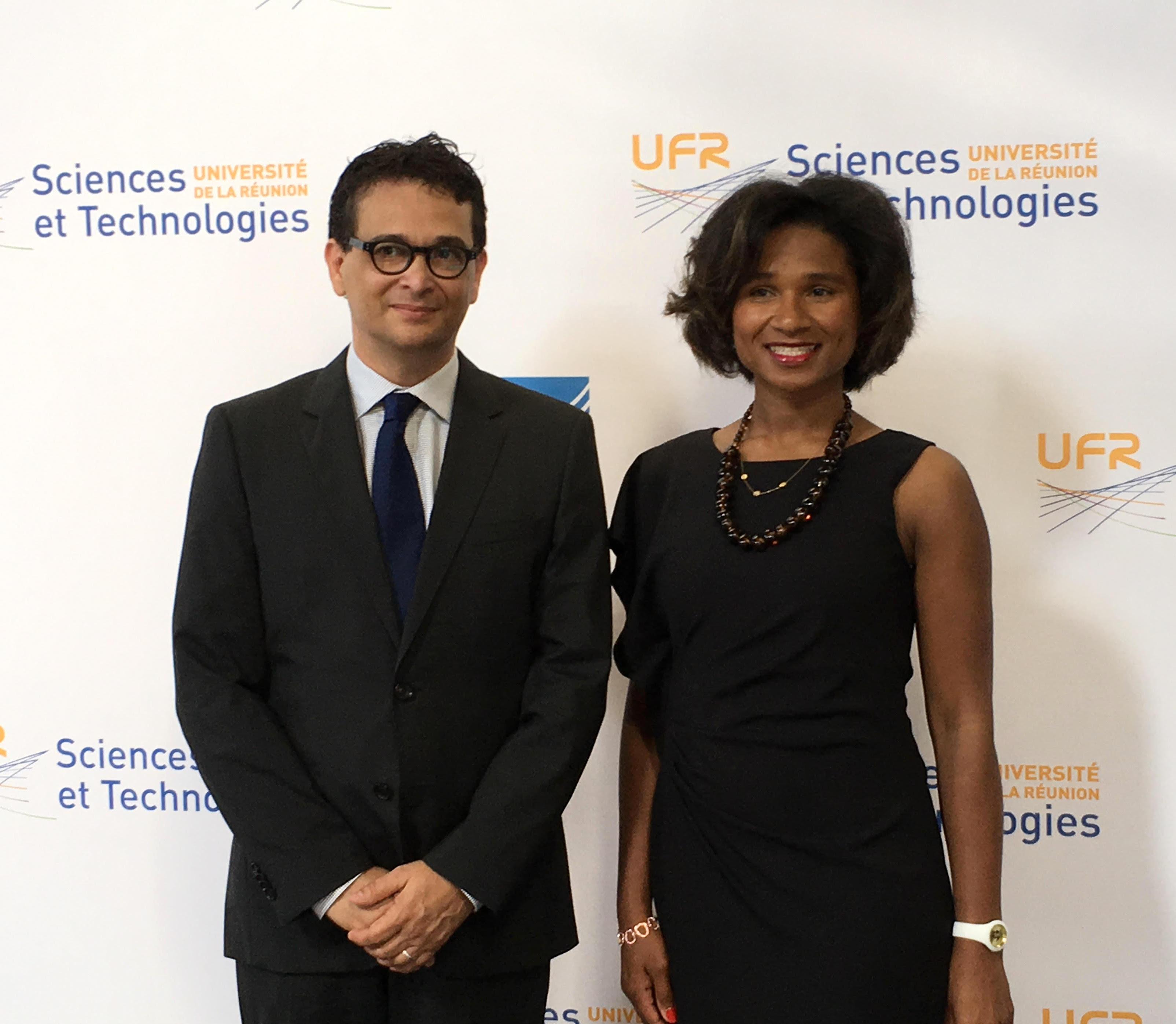 UFR Sciences et Technologies de l'Université de la Réunion : 257 nouveaux diplômés !