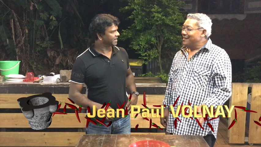 Jean Paul VOLNAY au Studio Bassin Labou