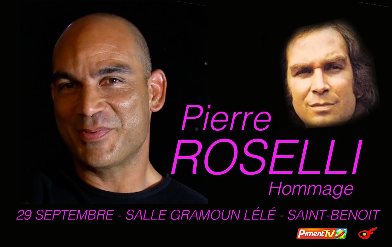 Hommage à Pierre ROSELLI