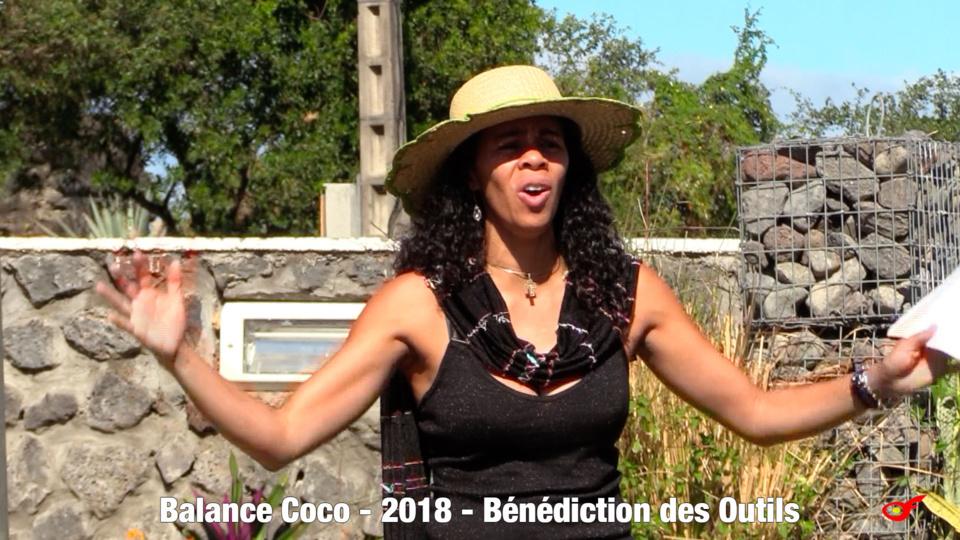 Baptême Couteaux à Balance Cocos