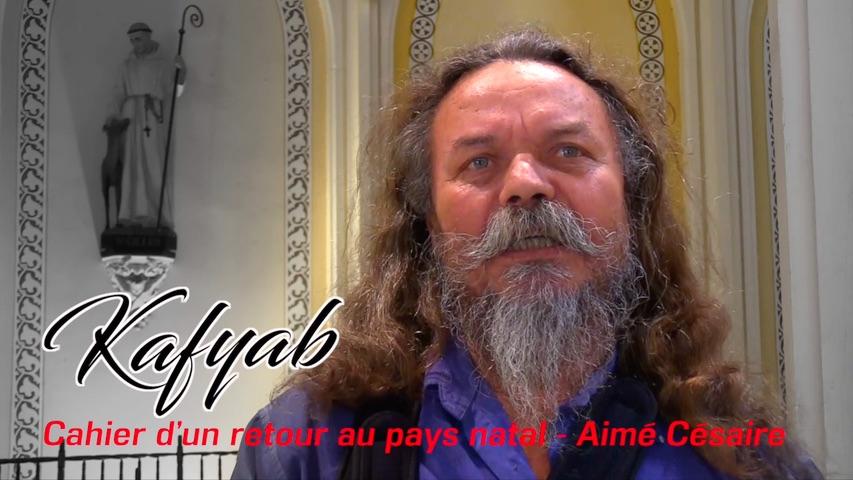 Kafyab : Aimé CÉSAIRE chez Madame DEBASSYNS