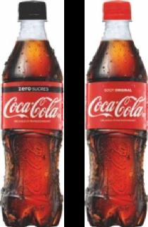Coca-Cola Zéro Sucres  a changé de formule pour répondre à la demande des consommateurs.