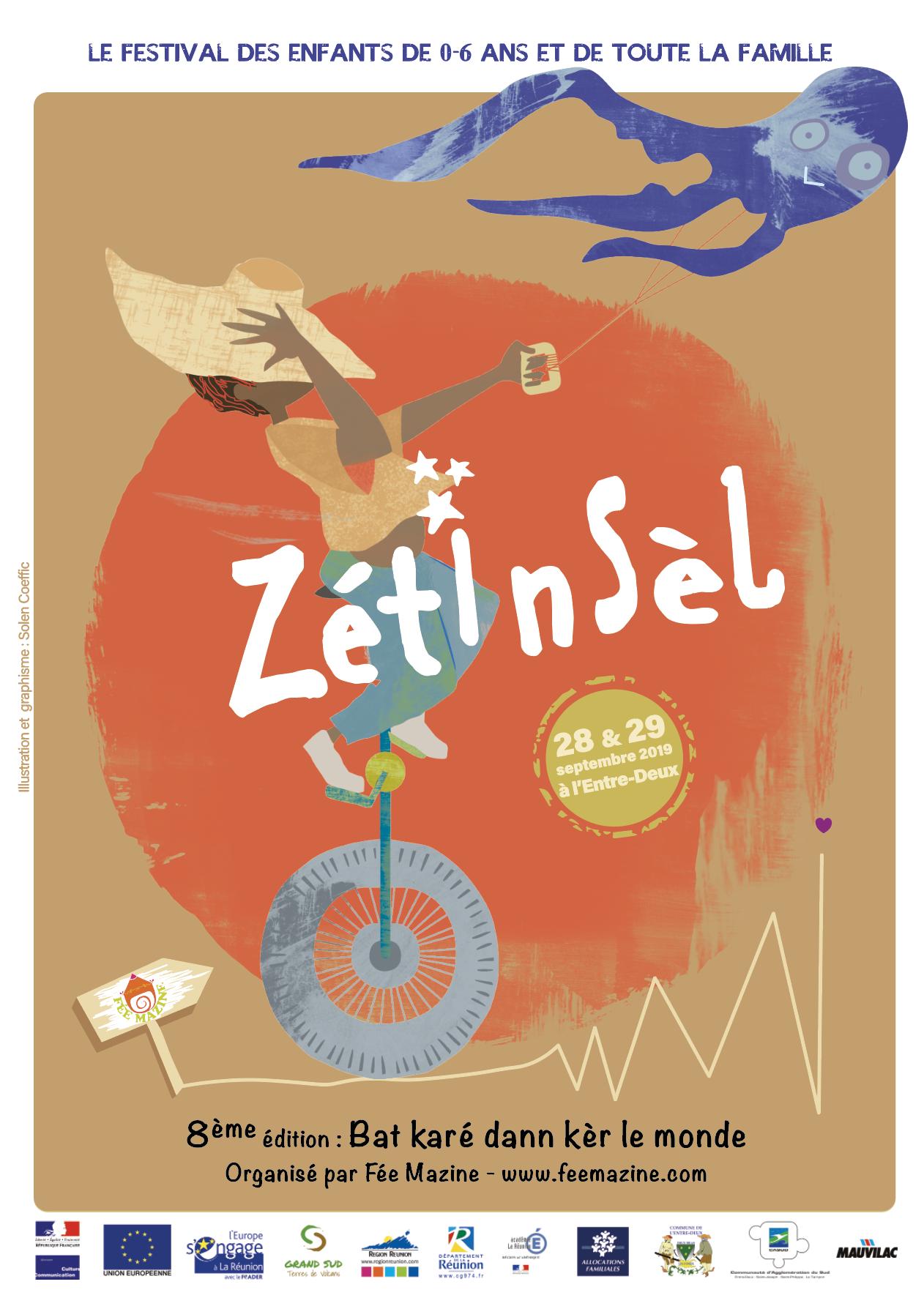 Zétinsel investit L'Entre Deux ce weekend
