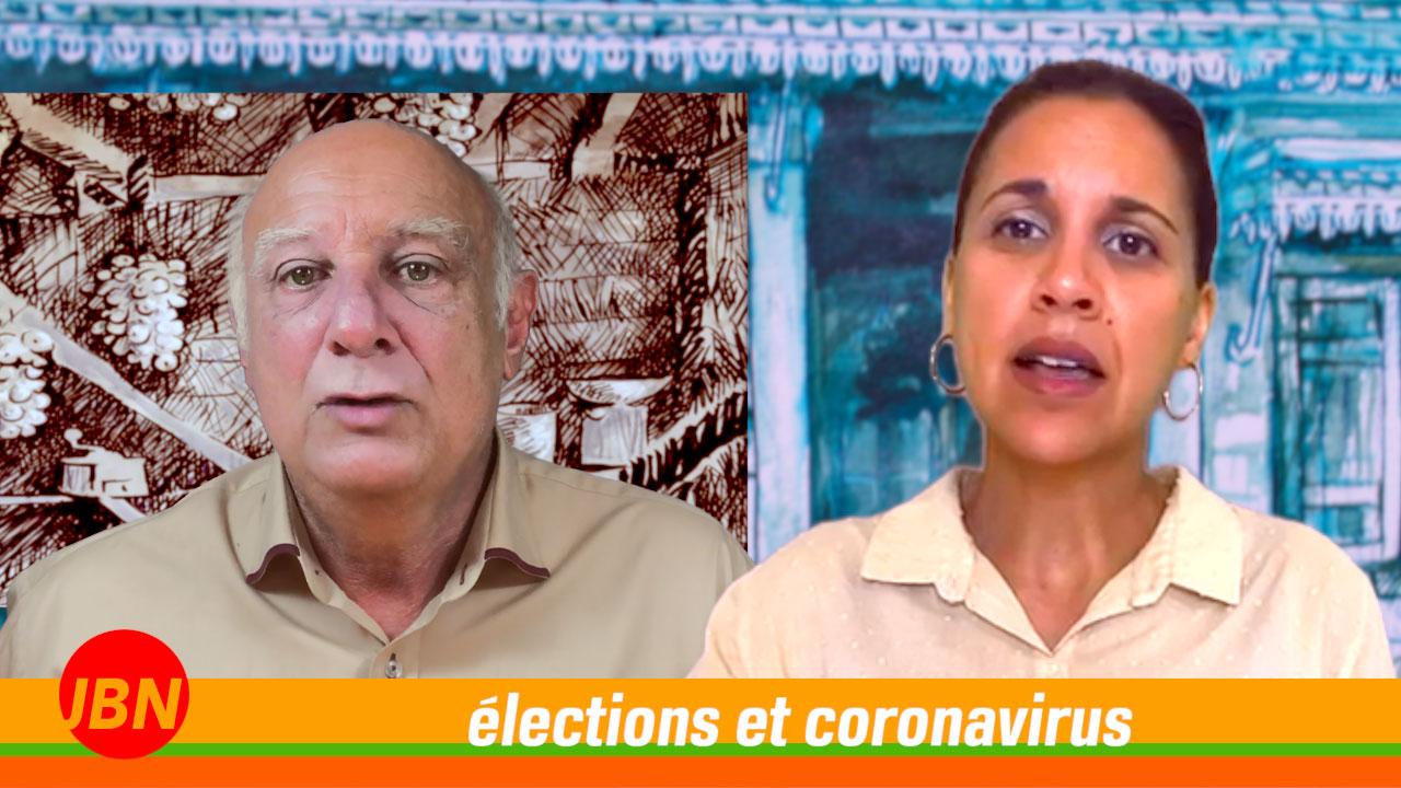 Coronavirus et élections ...