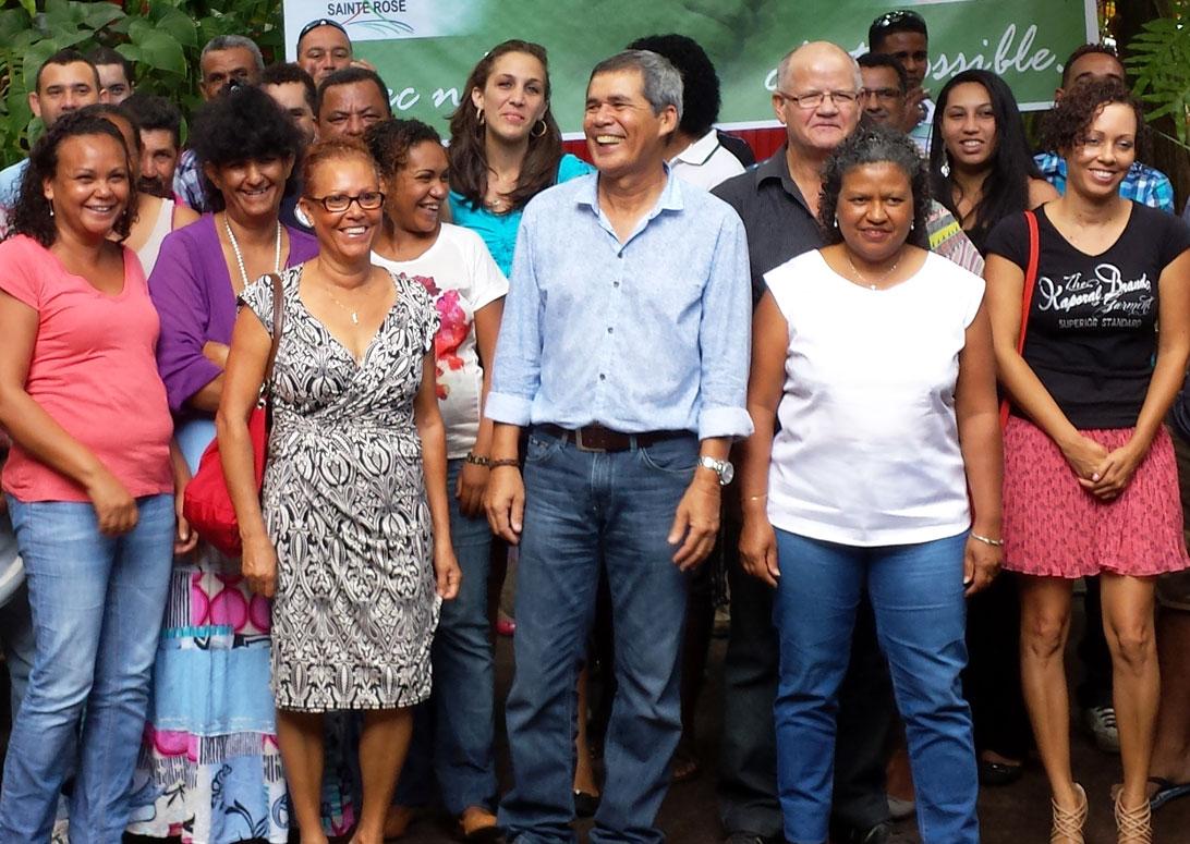 Débat à Antenne Réunion : où sont les élus de l'opposition??