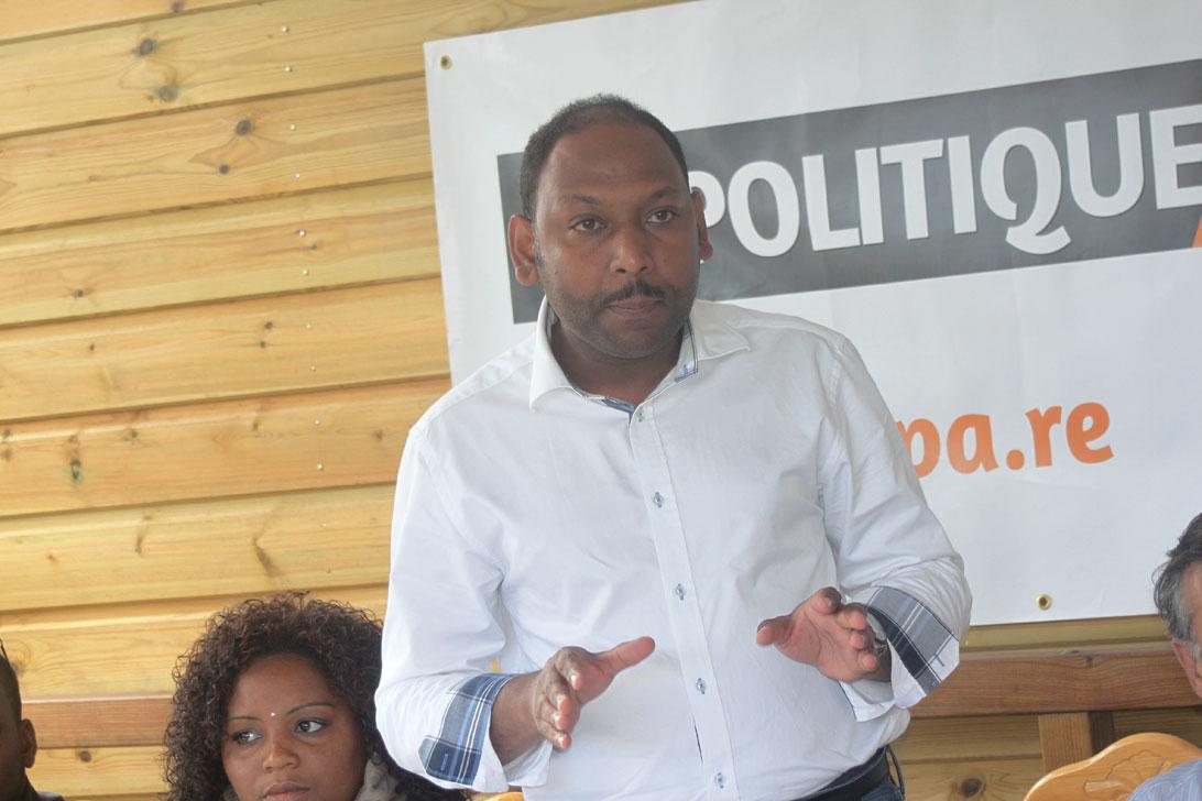 Thierry Robert déplore les propos racistes à l'encontre de Christiane Taubira