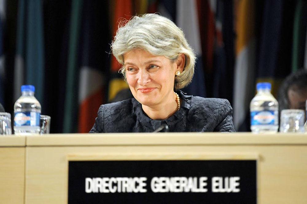 """Irina Bokova : """"Les seules vraies ressources renouvelables sont celles de l'esprit"""""""