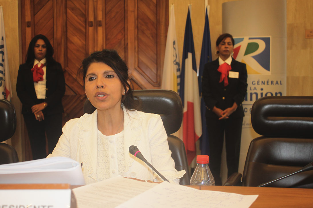 Fermeture de la SIB : Nassimah Dindar demande la mobilisation des services de l'Etat