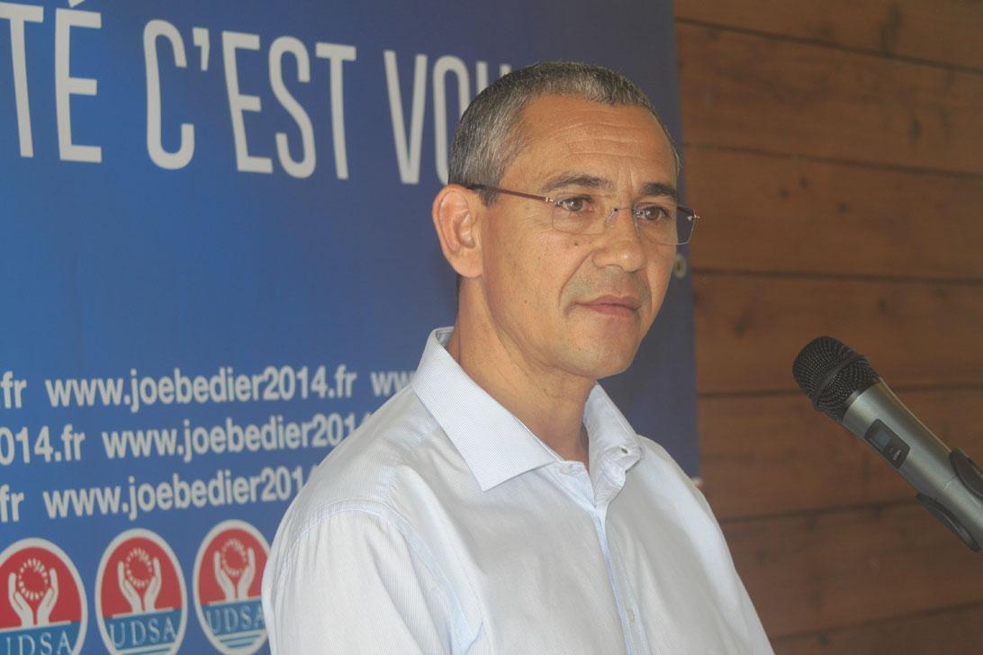 Joé Bédier menace de porter plainte contre Serge Camatchy pour diffamation