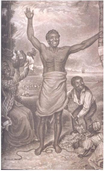 Célébration de la journée Mondiale pour l'Abolition de l'esclavage