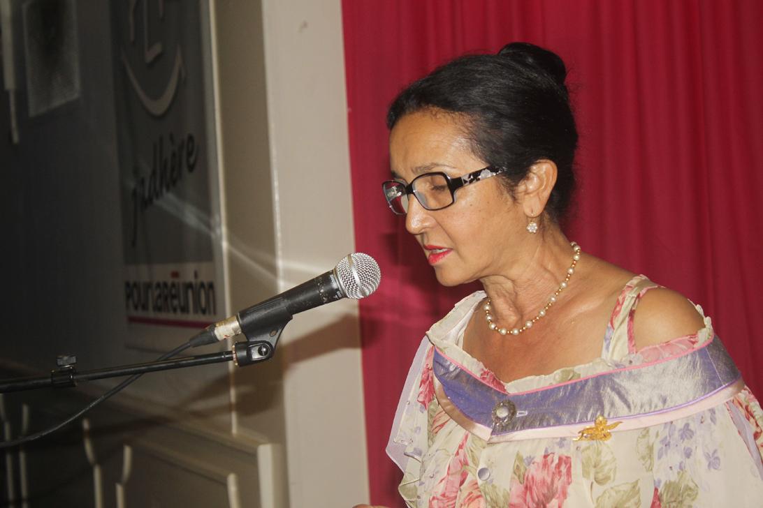 Municipales 2014 : Huguette Bello (PLR) désignée candidate à Saint-Paul