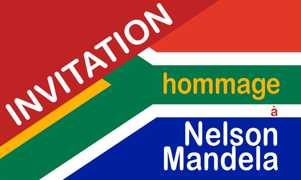 Mardi 10 décembre : hommage à Nelson Mandela à Saint-Pierre
