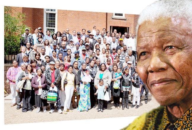 Nelson MANDELA avait soutenu la cause Chagossienne