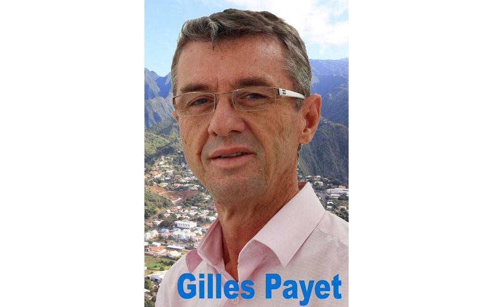Gilles Payet : marmailles, main dans la main, allons not' tout' sove sak y rest