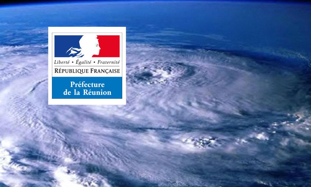 Prefecture : Déclenchement de la pré-alerte cyclonique