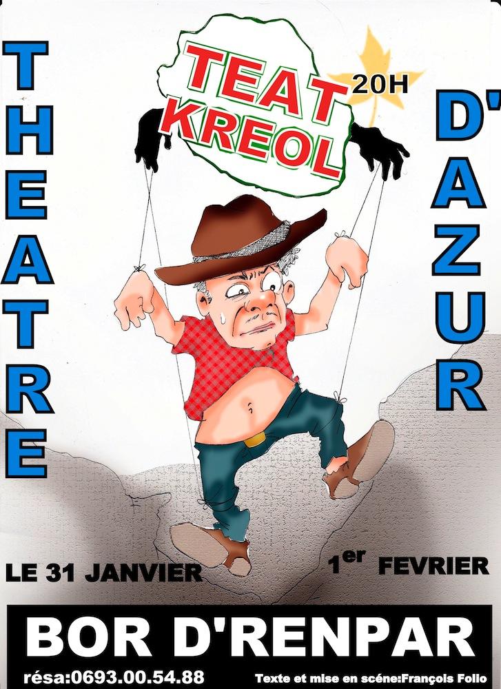 La rentrée du Théâtre d'Azur