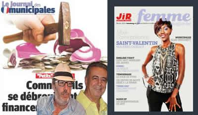 Revue de presse 100% Réunionnaise