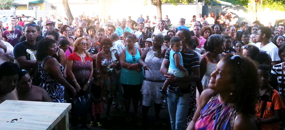 PLus de 500 personnes pour l'inauguration de la permanence de Pierrick Robert
