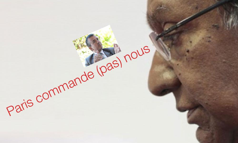 Paris y Commande pa nou
